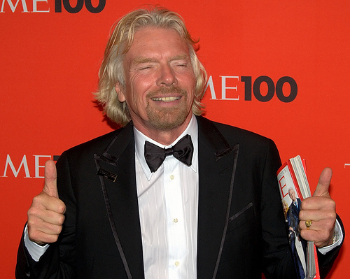 Richard Branson's Advice on Funding Startup Tech Companies
